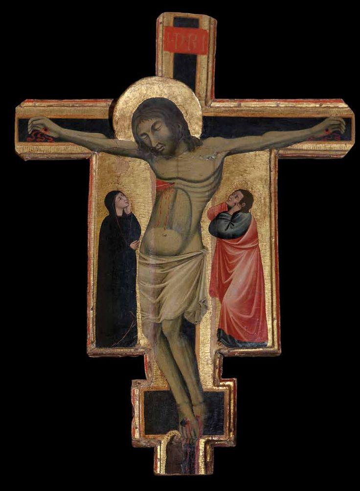 Museo dei Beni Ecclesiastici - Croce dipinta