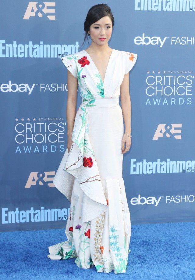 Constance Wu in Johanna Oritz | Critics' Choice Awards 2016