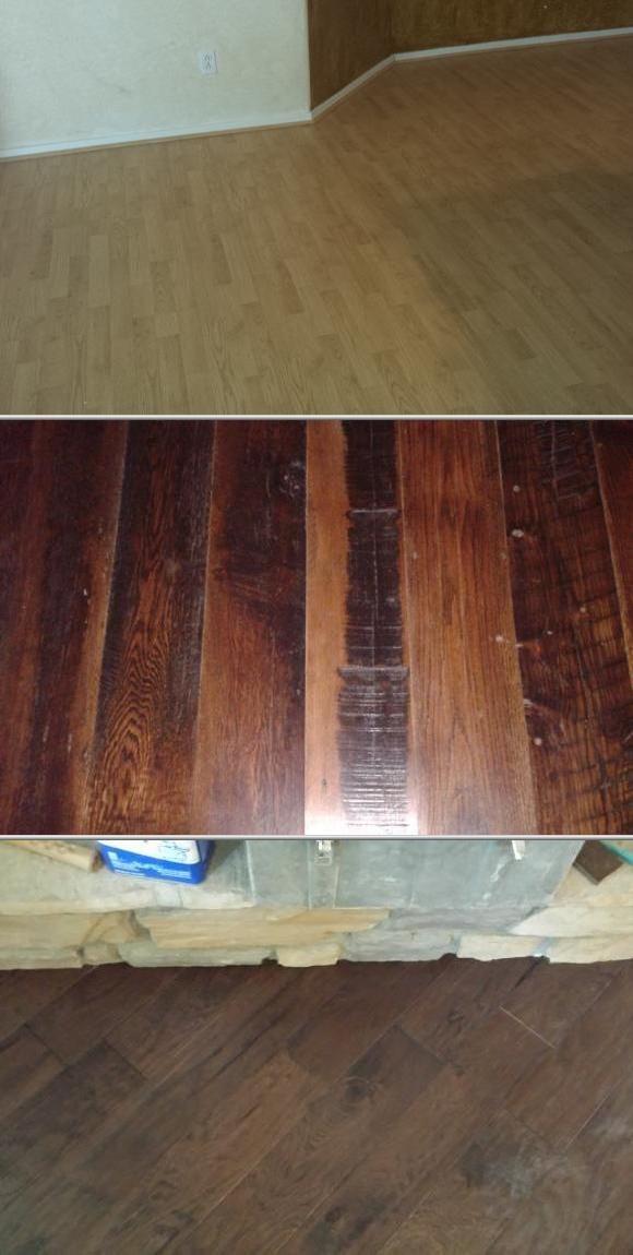 Cost Effective Flooring más de 25 ideas increíbles sobre cost of laminate flooring en
