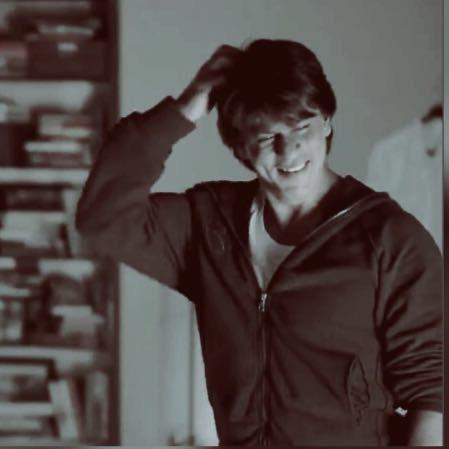 SRK too cute!