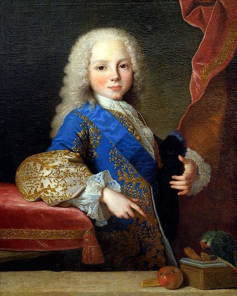 Philip Of Spain (5 Years Old)