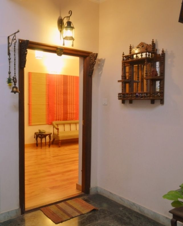 A Home Full Of Stories Uniquely Indian Home Decor Pinterest Home Entrances Entrance