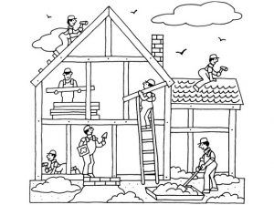 nternational labor day coloring pages for kids - Labor Day Coloring Pages Kids