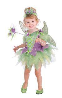 Toddler Tutu Tinkerbelle Costume