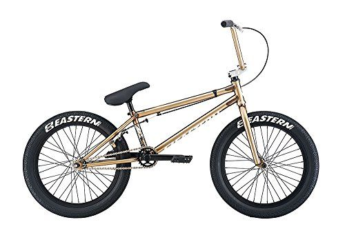 Eastern Bikes BMX Bike – Shovelhead Trans Gold, 20″ http://coolbike.us/product/eastern-bikes-bmx-bike-shovelhead-trans-gold-20/