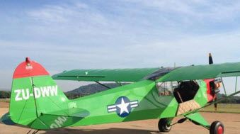 Piper Cub L-4 (Fixed Wing Piston Engine)