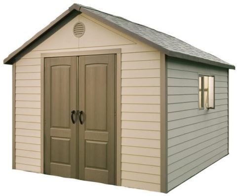 Large Outdoor Storage Sheds. 11 x 11 ft. Low Maintenance Resin Design. Heavy-Duty. Easy to Clean. Read the indepth review: