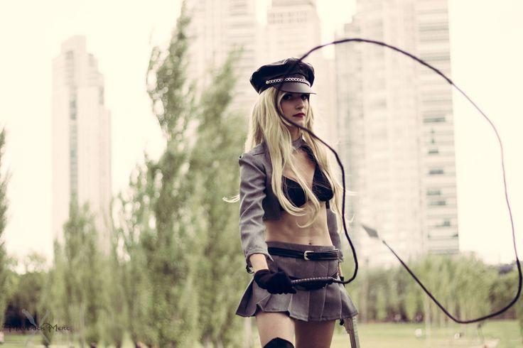 Lady Chu as Bishamon, from Noragami www.facebook.com/ladychuu PH: Maverick Merc