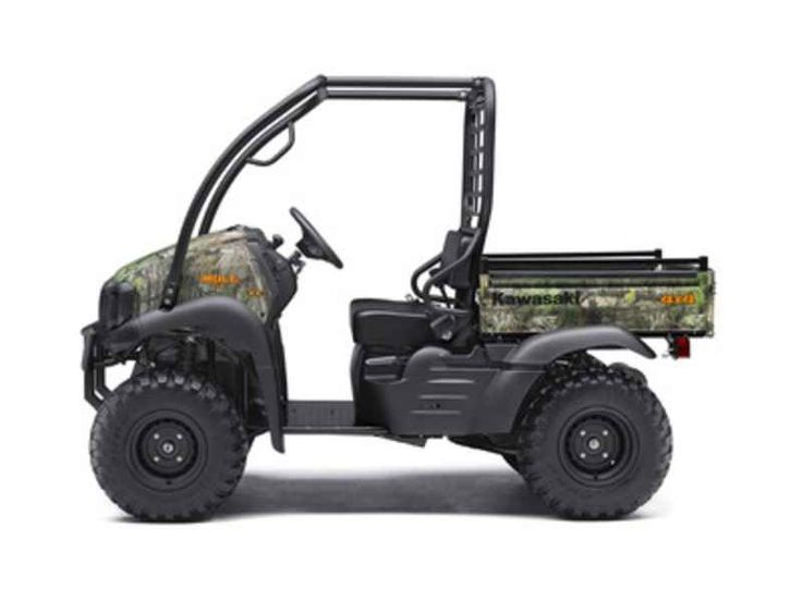 New 2017 Kawasaki Mule SX 4x4 XC Camo ATVs For Sale in Missouri. 2017 Kawasaki Mule SX 4x4 XC Camo, SAVE $700.00 KAWASAKI MSRP $9,049.00 Our Price $8,349. Discounts may include incentives and discounts from the manufacturer and dealer. Price excludes manufacturer s freight, dealer setup, installed accessories, and is subject to change. 2017 Kawasaki Mule SX 4x4 XC Camo THE KAWASAKI DIFFERENCE PACKED WITH VALUE AND UNDENIABLE CAPABILITY, THE NEW 2017 MULE SX 4X4 XC CAMO SIDE X SIDE IS AN EASY…