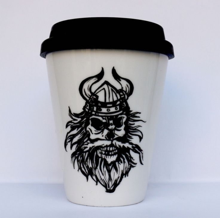 "Cana+Coffee+To+Go+""Viking"""