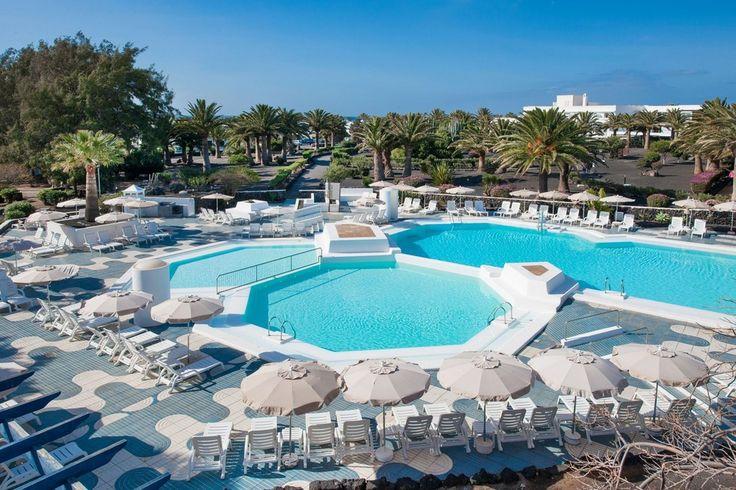 hôtel 4 étoiles à Lanzarote