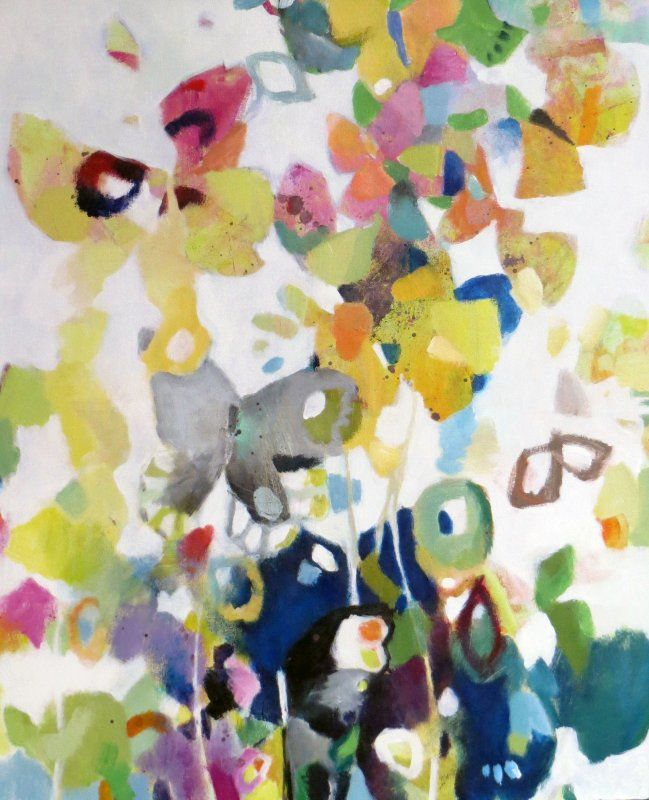 2014 | Corre Alice #colorful #abstract #art