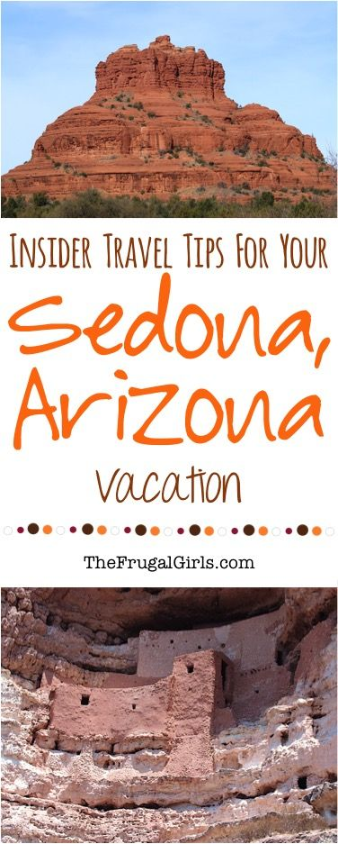 Have you ever visited Sedona, Arizona? If not, you need to check out these Best Sedona Travel Tips I've put together just for you!