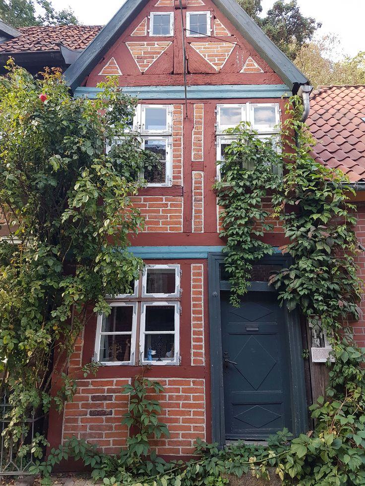 Schnuckelig: Das kleinste Haus in Lauenburg.