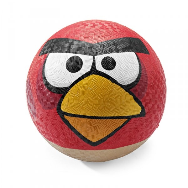 Angry Birds - Red Bird Playground Rubber Ball