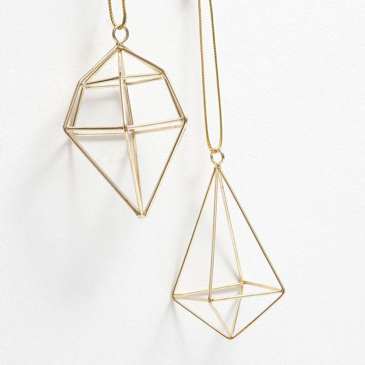 25 einzigartige gold weihnachtsschmuck ideen auf for Zara dekoration