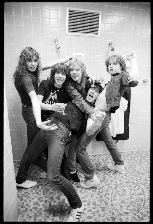 Def Leppard. Don't care what anyone says. i'll never stop listening to them !