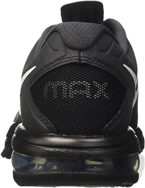 Nike Air Max Full Ride TR 1.5, Baskets Homme, Noir (Noir/Blanc