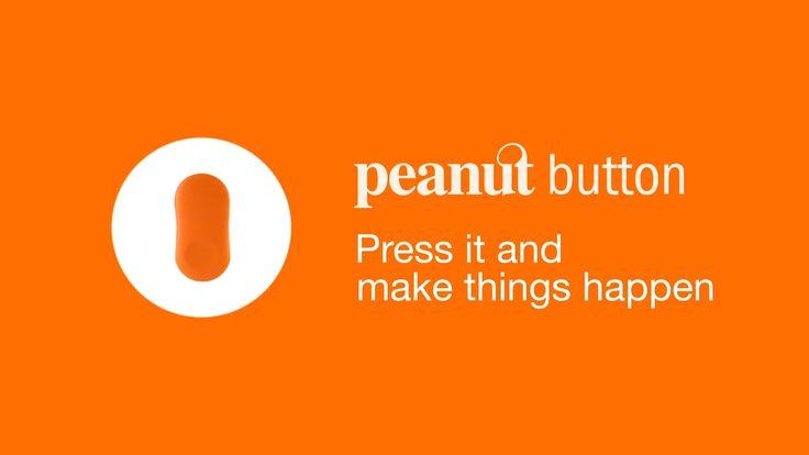 Le capteur peanut button développé par la société Sen.se vous permets une fois placé de contrôler la maison, envoyer des…