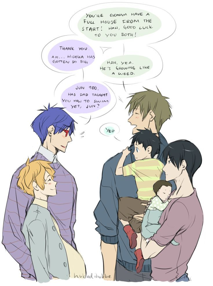 The Hanyou Child - Chapter 10 | mpreg | Free anime, Mpreg