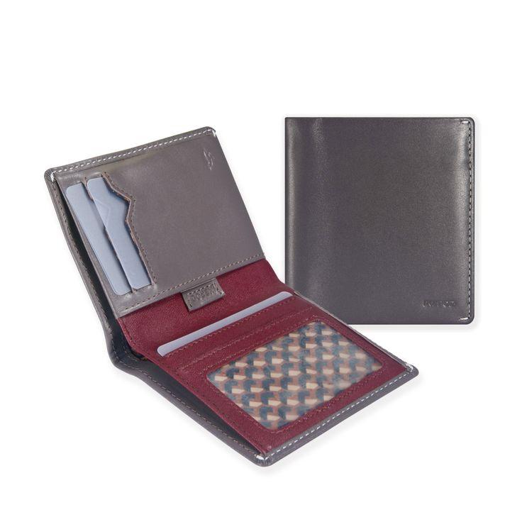 01 Slim Carry Wallet _Grey