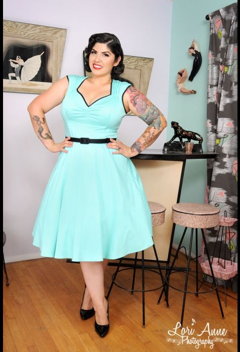 710 best pin up/rockabilly clothing images on pinterest