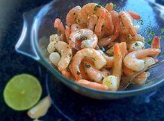 Dé perfecte marinade voor garnalen - HungryPeople