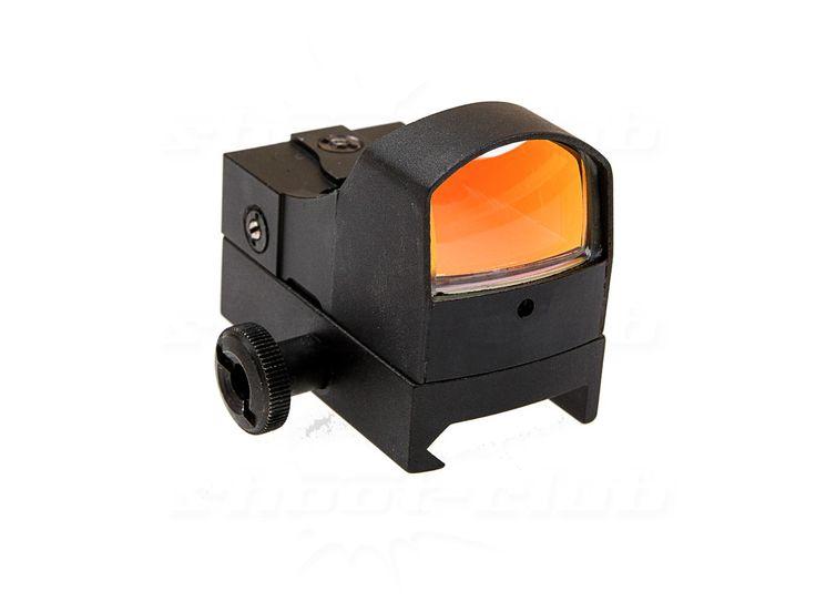 GSG Pointsight - Mini Red Dot für 22mm Weaver Schiene  Reflex- Rotpunktvisier