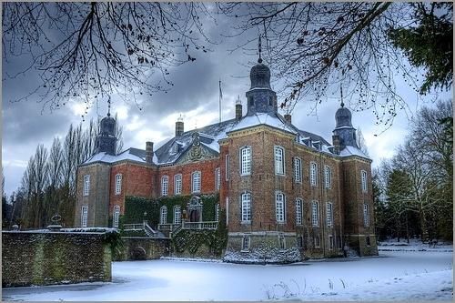 Kasteel Hillenraad, Boukoul, Swalmen, Roermond, Netherlands
