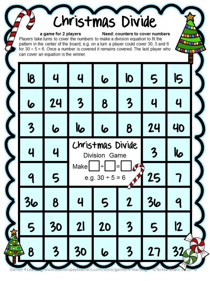 302 best My Freebies images on Pinterest   Math board games, Math ...