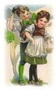 free vintage st patricks day clip artIrish Names, Gein Births, Vintage Holiday, Free Vintage, Vintage Wardrobe, Clip Art, Irish Cóemgein, Vintage Art, Vintage Clips Art