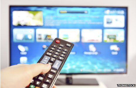 TV viewing habits in English