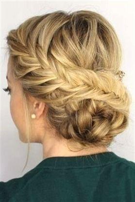 Braiding hairstyles #frisuren # hairstyles2018 #stylesimple #frisurenlanghaar #haar