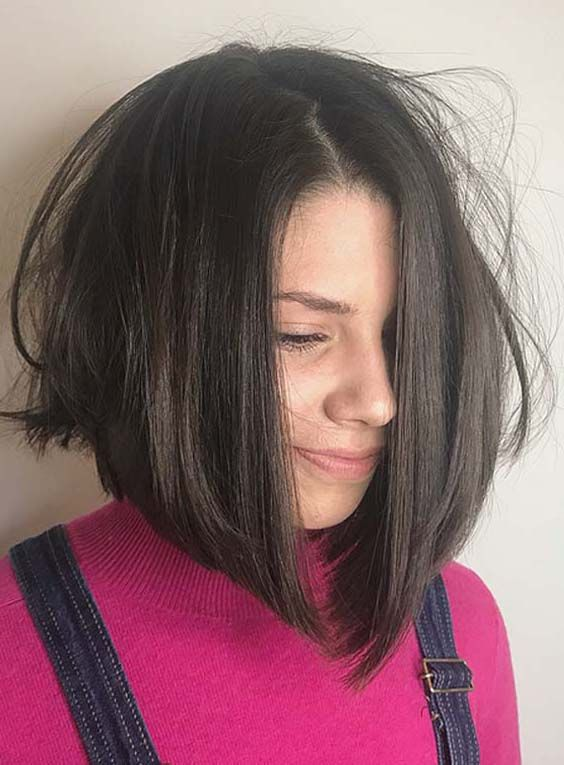 Bob Hairstyle Sleek Long Hairstyles New Most Beloved Haircuts For A Look