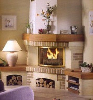 17 mejores ideas sobre chimeneas r sticas en pinterest - Ideas para chimeneas ...