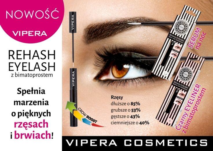 Vipera odżywa do rzęs Rehash Eyeleash