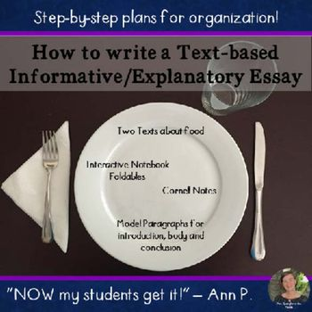 informative essay notes Sample informative essay - great war ap english sample essays 905,220 views instant spelling and grammar checker and notes are the best on the web because they're contributed by students and teachers like yourself always 100% free follow @studynotesapp on twitter.