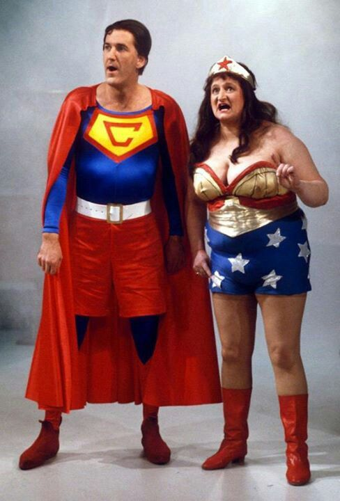 Retro Childhood memories..russ Abbott and bella emberg