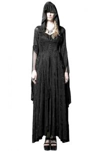 Punk Rave Theatre of Tragedy Long Gown / Coat Y-510
