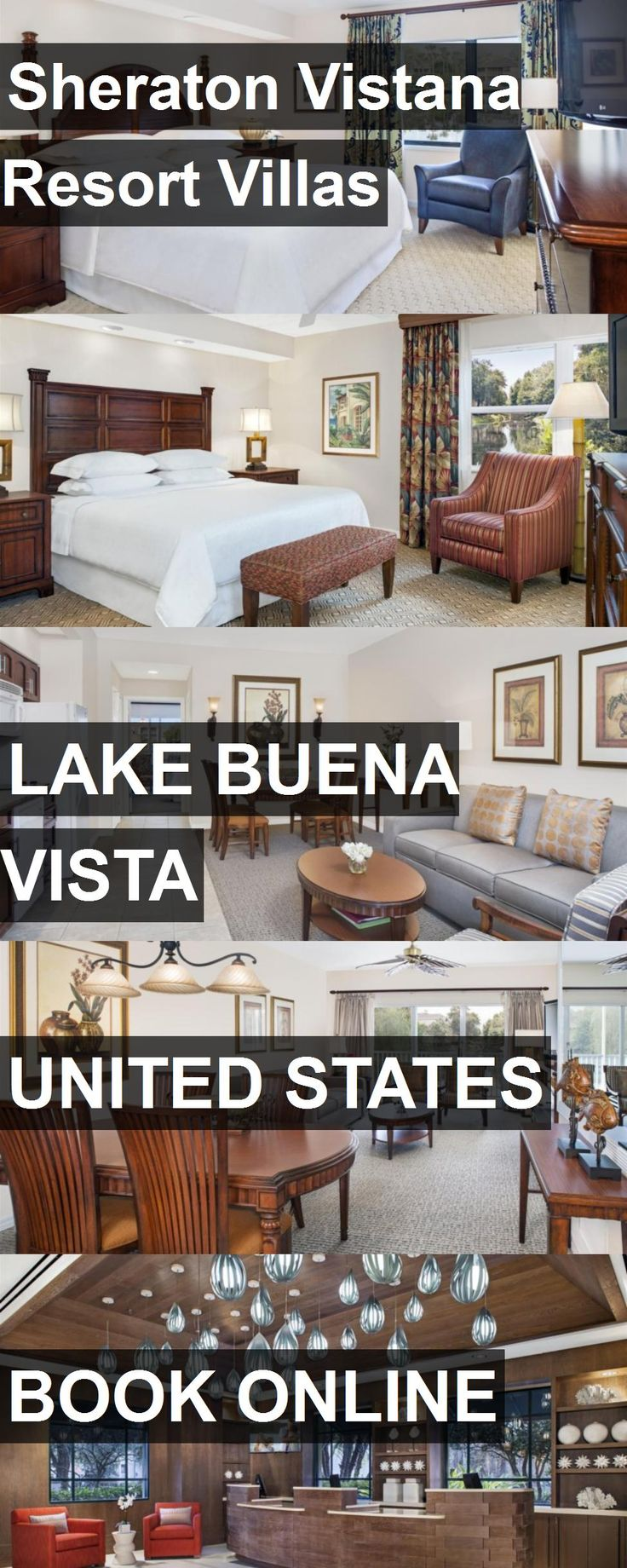 Hotel Sheraton Vistana Resort Villas in Lake Buena Vista, United States. For more information, photos, reviews and best prices please follow the link. #UnitedStates #LakeBuenaVista #travel #vacation #hotel