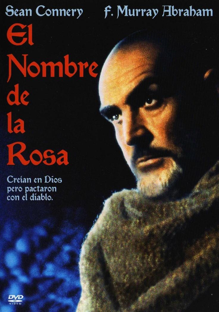 El nombre de la rosa (1986) Alemaña. Jean-Jacques Annaud. Drama. Suspense. Idade Media. Relixión - DVD CINE 174