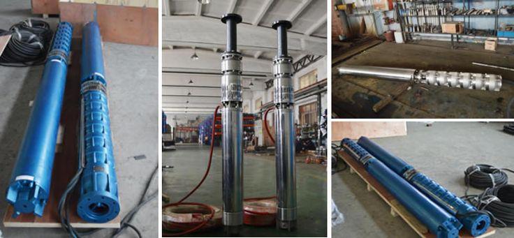 ASJ Borehole Irrigation Pump
