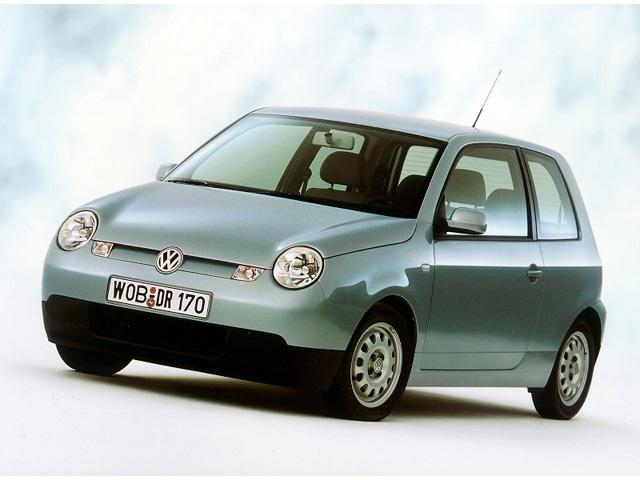 Volkswagen Lupo (1998)
