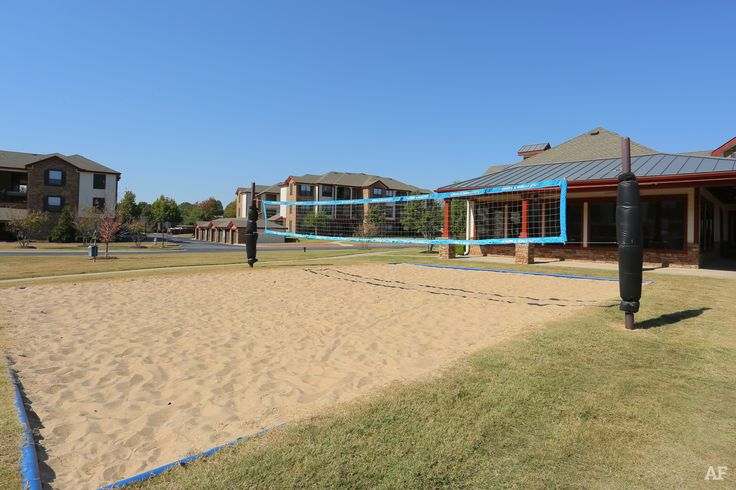 Awesome Sand Volleyball Court! Ranch at Pinnacle Point Apartments - Rogers, AR | Apartment Finder