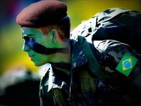 Canção do Exército  Brasileiro.