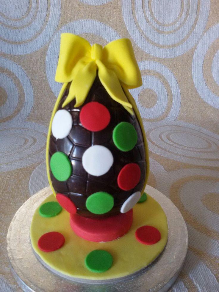 Chocolate Easter egg!!!