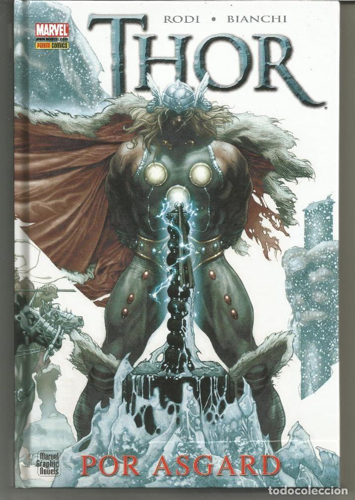 MGN. Thor Por Asgard Panini Cómics