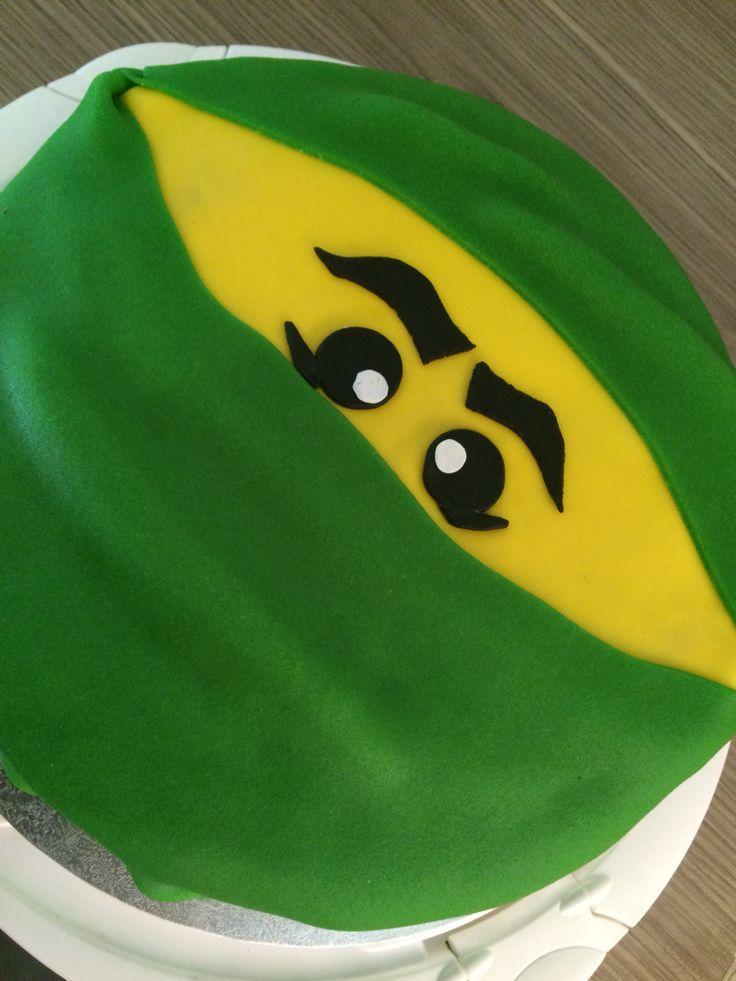 Ninjago-kake #ninjago #cake