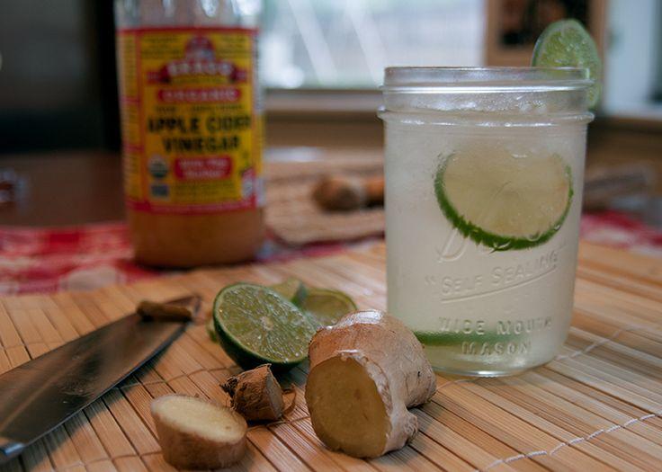 Good Girl Moonshine: A Refreshing Summer Beverage | Modern Alternative Kitchen {Trim Healthy Mama}