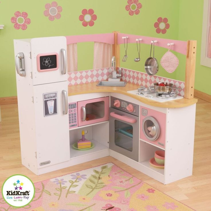best 25+ kidkraft corner kitchen ideas on pinterest | kidcraft